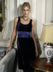Velvet dress from Phase Eight �120